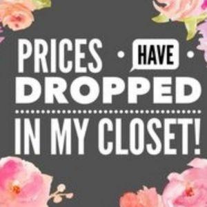 Price Drop Weekend!